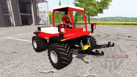 Reform Metrac G3 v0.7 pour Farming Simulator 2017