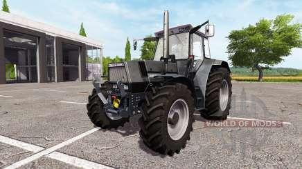 Deutz-Fahr AgroStar 6.61 black beauty v1.2 pour Farming Simulator 2017