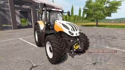 Steyr Terrus 6270 CVT v1.0.0.1 für Farming Simulator 2017