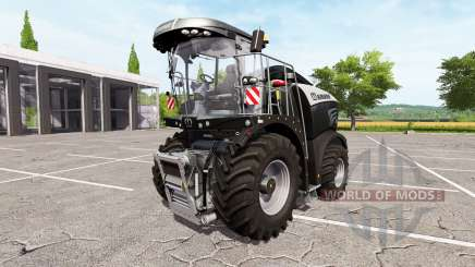 Krone BiG X 580 limited edition v1.1 für Farming Simulator 2017