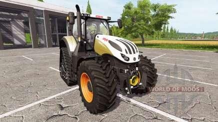 Steyr Terrus 6300 CVT v1.2 pour Farming Simulator 2017