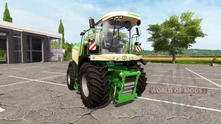 Krone BiG X 480 für Farming Simulator 2017