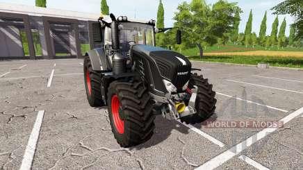 Fendt 948 Vario black edition v1.4 pour Farming Simulator 2017