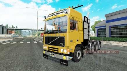 Volvo F10 8x4 pour Euro Truck Simulator 2