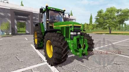 John Deere 7810 für Farming Simulator 2017