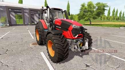 Deutz-Fahr 9340 TTV v1.2 für Farming Simulator 2017