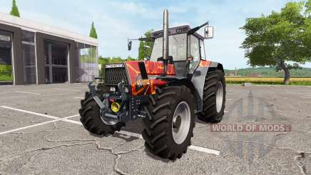 Deutz-Fahr AgroStar 6.61 racing pour Farming Simulator 2017