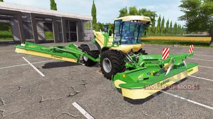 Krone BiG X 500 v2.2 pour Farming Simulator 2017