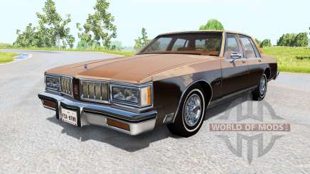 Oldsmobile Delta 88 Royale Brougham (3B-Y69) pour BeamNG Drive