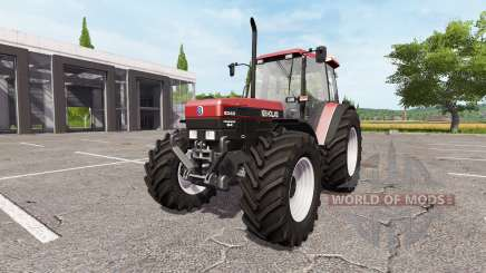 New Holland 8340 red für Farming Simulator 2017