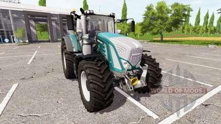 Fendt 936 Vario petrol für Farming Simulator 2017