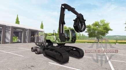 Bagger-Weiterleitung für Farming Simulator 2017