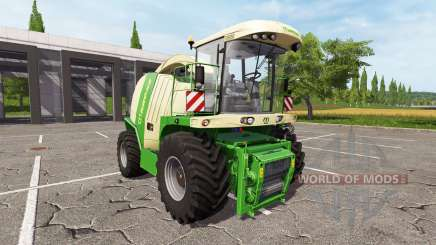 Krone BiG X 1100 v1.0.0.1 für Farming Simulator 2017