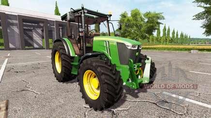 John Deere 5075M für Farming Simulator 2017