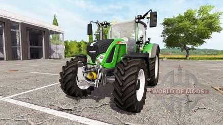 Fendt 716 Vario v1.3 für Farming Simulator 2017