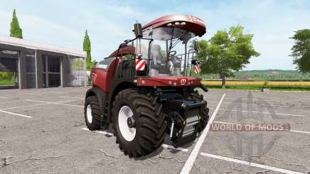 Krone BiG X 580 tuning edition für Farming Simulator 2017