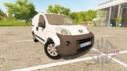 Peugeot Bipper v1.2 für Farming Simulator 2017