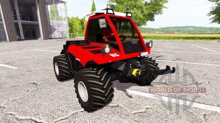 Reform Metrac H7 X 3B für Farming Simulator 2017