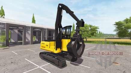 Schnappen Sie sich backhoe loader für Farming Simulator 2017