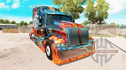 Wester Star 5700 remix pour American Truck Simulator