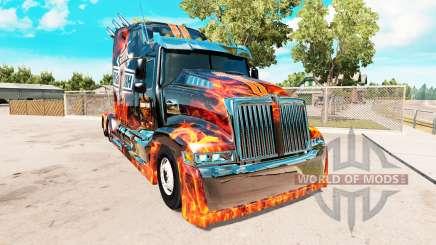 Wester Star 5700 remix für American Truck Simulator