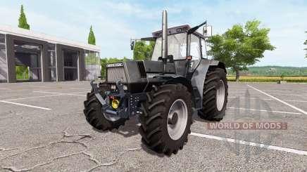 Deutz-Fahr AgroStar 6.61 black beauty pour Farming Simulator 2017