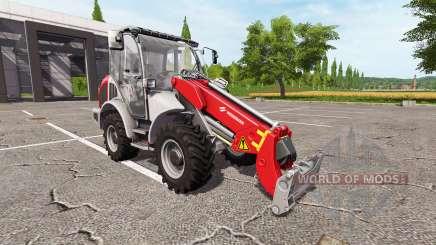 Weidemann 3080 CX 80T für Farming Simulator 2017
