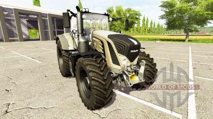 Fendt 939 Vario v1.2 color choice für Farming Simulator 2017