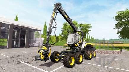 PONSSE ScorpionKing v1.2 für Farming Simulator 2017