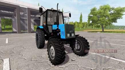 MTZ-1021 Belarus für Farming Simulator 2017