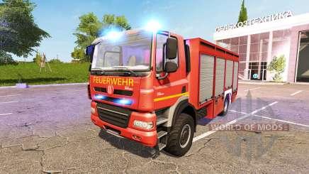 Tatra Phoenix T158 feuerwehr pour Farming Simulator 2017