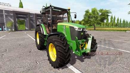 John Deere 5085M pour Farming Simulator 2017