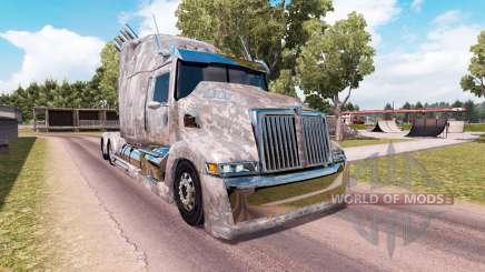 Wester Star 5700 [Optimus Prime] v1.4 für American Truck Simulator