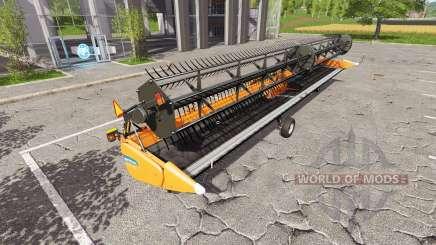New Holland SuperFlex Draper 45FT multicolor für Farming Simulator 2017