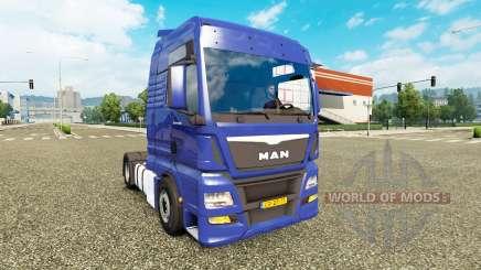 MAN TGX Euro 6 v2.1 für Euro Truck Simulator 2