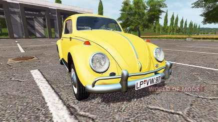 Volkswagen Beetle 1966 pour Farming Simulator 2017