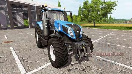New Holland T8.320 pour Farming Simulator 2017