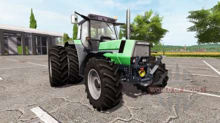 Deutz-Fahr AgroStar 6.61 fun pour Farming Simulator 2017