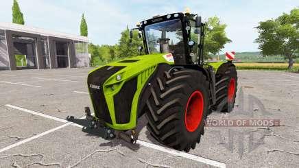 CLAAS Xerion 5000 pour Farming Simulator 2017