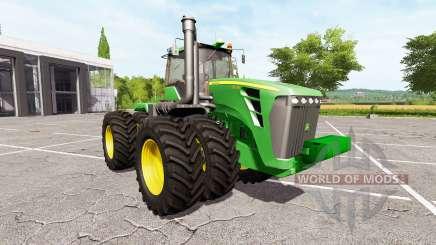 John Deere 9630 pour Farming Simulator 2017