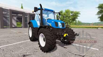 New Holland T6.160 für Farming Simulator 2017