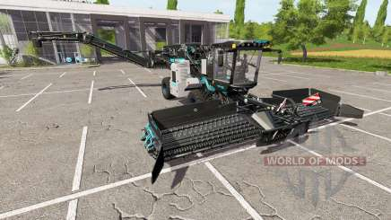 HOLMER Terra Felis 2 special edition v1.1 pour Farming Simulator 2017