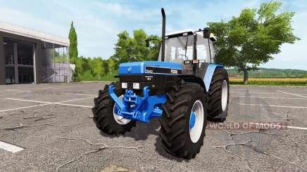 Ford 7840 für Farming Simulator 2017