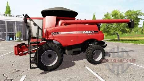 Case IH Axial-Flow 9230BR pour Farming Simulator 2017