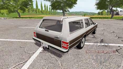 Chevrolet Caprice Estate Wagon 1989 für Farming Simulator 2017