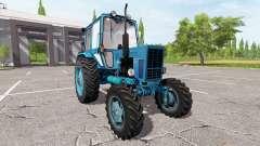 MTZ-82 belarussische v3.0 für Farming Simulator 2017