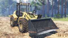 New Holland W170C pour Spin Tires