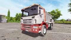 Scania P420 pour Farming Simulator 2017