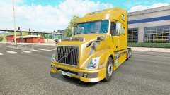 Volvo VNL 780 v3.0 für Euro Truck Simulator 2