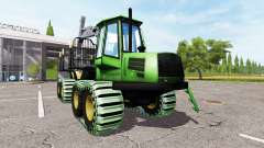 John Deere 1110D pour Farming Simulator 2017